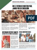 Informe RSE de la Fundación Tecnoglass