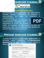 Manual Android Creator