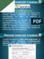Manual Android Creator