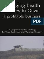 Besieging Health Services in Gaza