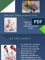 Infeccion Tracto Utinario (ITU)
