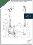 instructivo de una fernder stratocaster american 50 aniversary