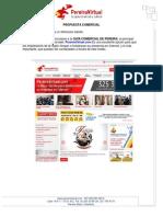 Carta Presentacion Anunciantes - Mail