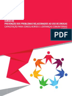 Livro - Prevenção Dos Problemas Relacionados Ao Uso de Drogas - 6a. Edição 2014