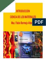 Clasificacion Funcional de Los Materiales