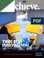 Atlas Copco Achieve 2015 Magazine