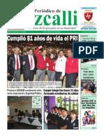 Periódico de Izcalli, Ed. 590, 2010 Marzo