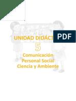 5ta Unidad- Comunic,Ciencia,Personal