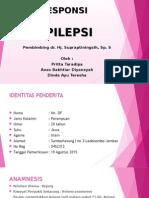 RESPONSI Pritta, Anas Dan Dinda Epilepsi