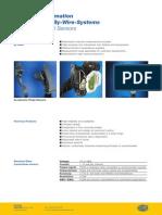 Accelerator Pedal Sensors