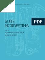 2 Suite Nordestina Full Score