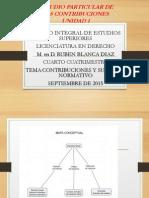 EPC Unidad 1 Contribuciones y Su Marco Normativo