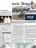 Sept 9 Pages - Gowrie News