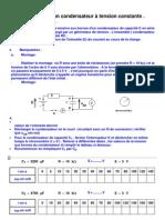 tc06 - tp - charge d'un condensateur à tension constante - de