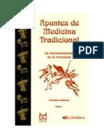 CABIESES (1993) Apuntes de Medicina Tradicional Tomo I