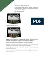 Manual Garrett Gtax 750 Español
