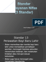 4. Standar Pelayanan Nifas.ppt