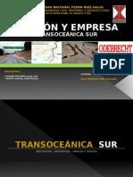 Transoceánica Sur_gestión y Empresa