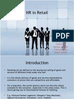HR in Retail