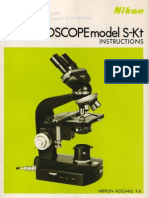 Nikon-S-Kt-Microscope-Manual