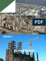Tecnología Del Hormigón Unidades I y II