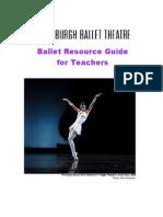 Ballet Resource Guide 2011