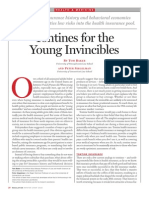 Tontines for the Young Invincibles