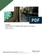 UA08 R99 Radio Principles Alcatel Lucent