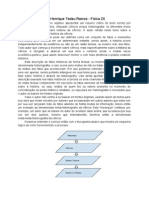 Resenha CHC - Henrique Tadeu Ramos - Física Z6