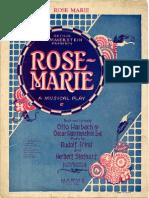 Friml Rose Marie
