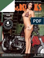 Bike & Beauties Magazine, January 2013