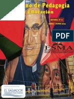 Cuaderno de Pedagogía y Educación