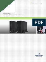 Alka Energy Especificaciones Tecnicas Gxt3