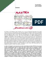 7a. Stockhausen, Mantra