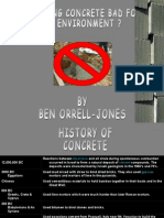 ben orrell jones concrete