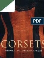 Corsets-Historical Patterns and Techniques - Jill Salen