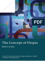 The Concept of Utopia - Introduction – (Addendum - The Imaginary Reconstitution of Society ~ Inaugural Lecture University of Bristol, 24, October 2005) - Ruth Levitus, (1990), 2010.pdf