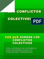Los Conflictos Colectivos