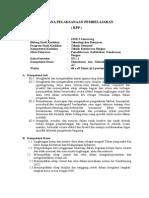 Rencana Pelaksanaan Pembelajaran Kelistrikan Otomotif 2