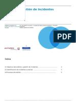 D G Calidad e Innovación - Análisis y gestión de incidentes SIN.ppt