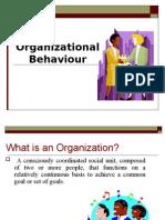 Organizational Behaviour Final 1