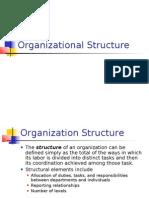 Organizational Design Final