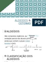 Aldeídos & Cetonas