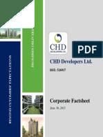 Corporate Factsheet - June 30, 2015 [Company Update]