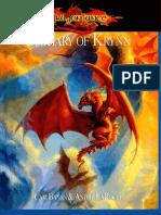 D&D 3.5 Dragonlance Bestiary of Krynn