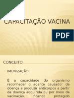 Capacitação vacina