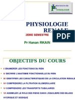 Physio Renale 1er Cours