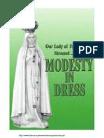 Modesty in Dress