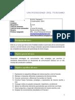Programa Francés II