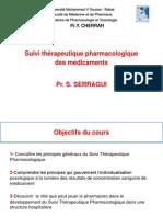 Suivi Thérapeutique Pharmacologique